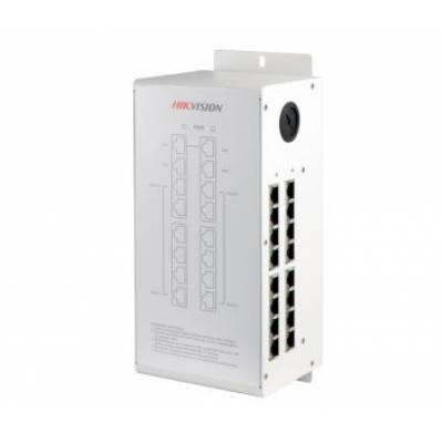 DS-KAD612 PoE коммутатор для IP систем