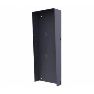 DS-KABD8003-RS3 Накладная панель для защиты от дождя (для трех модулей)