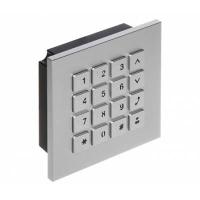 DHI-VTO4202F-MK Модуль клавиатуры для вызывной панели DHI-VTO4202F-P