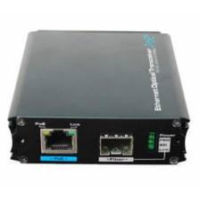 UOF7301E-POE 100Мб медиаконвертор