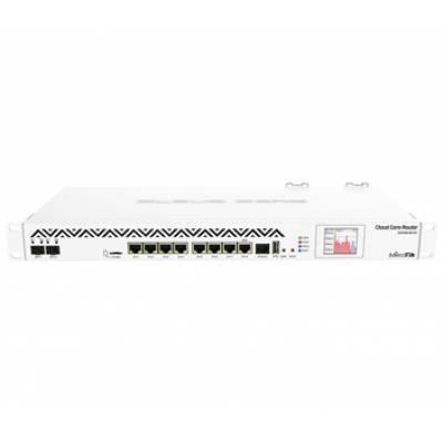 CCR1036-8G-2S+EM 10-ти портовый маршрутизатор Mikrotik