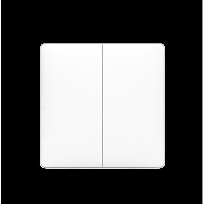 Беспроводной дистанционный выключатель WXKG02LM (Две клавиши)