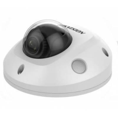 DS-2CD2543G0-IWS (2,8 мм) 4 Мп мини-купольная сетевая видеокамера EXIR Hikvision