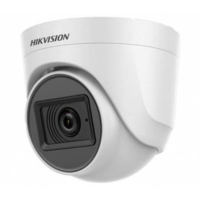 DS-2CE76H0T-ITPFS (3.6 мм) 5Мп Turbo HD видеокамера Hikvision с встроенным микрофоном