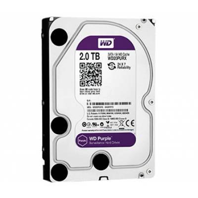 WD20PURX Жесткий диск 2Тб