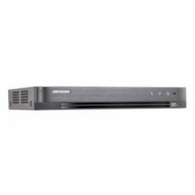 DS-7204HQHI-K1/P (PoC) 4-канальный Turbo HD видеорегистратор с поддержкой PoC