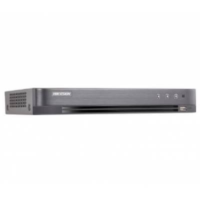 iDS-7208HUHI-K2/4S 8-канальный ACUSENSE Turbo HD видеорегистратор Hikvision