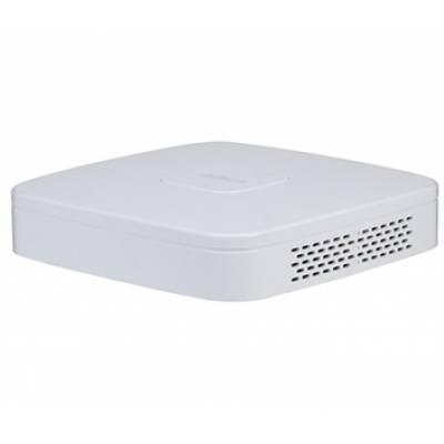 DHI-NVR4108-4KS2/L 8-канальный Smart 4K сетевой видеорегистратор