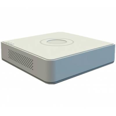 DS-7104NI-E1/4P 4-канальный сетевой видеорегистратор Hikvision