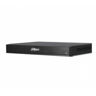 DHI-XVR8216A-4KL-I 16-канальный Penta-brid 4K 1U видеорегистратор