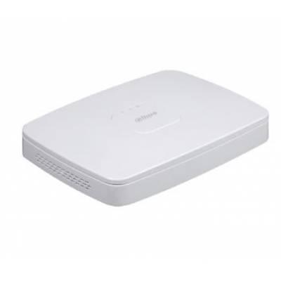 DH-NVR1A08-8P 8-канальный Smart NVR c PoE коммутатором на 8 портов